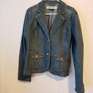 Jet Star Jean's Jacket